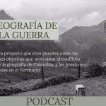 Escucha el podcast de Geografía de la Guerra